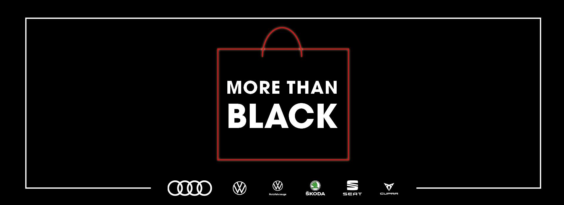 MORE THAN BLACK