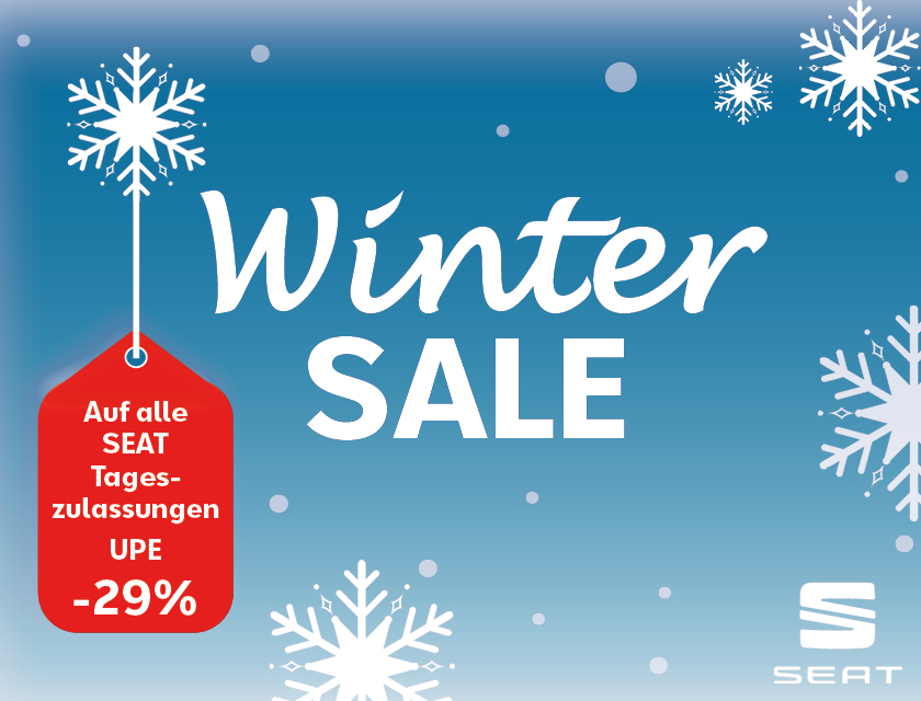 Winter SALE SEAT