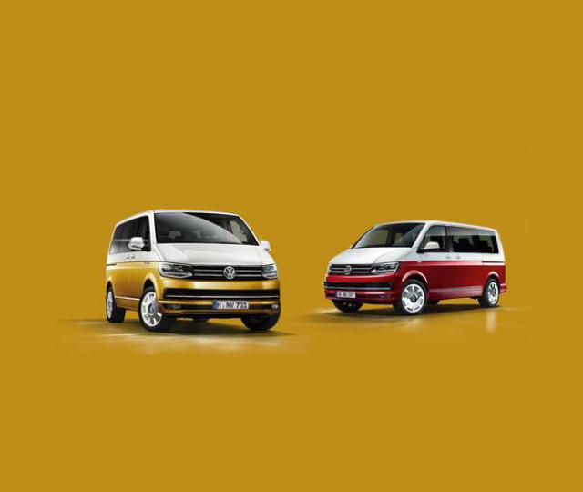 VW Multivan 6.1 Comfortline Generation SIX