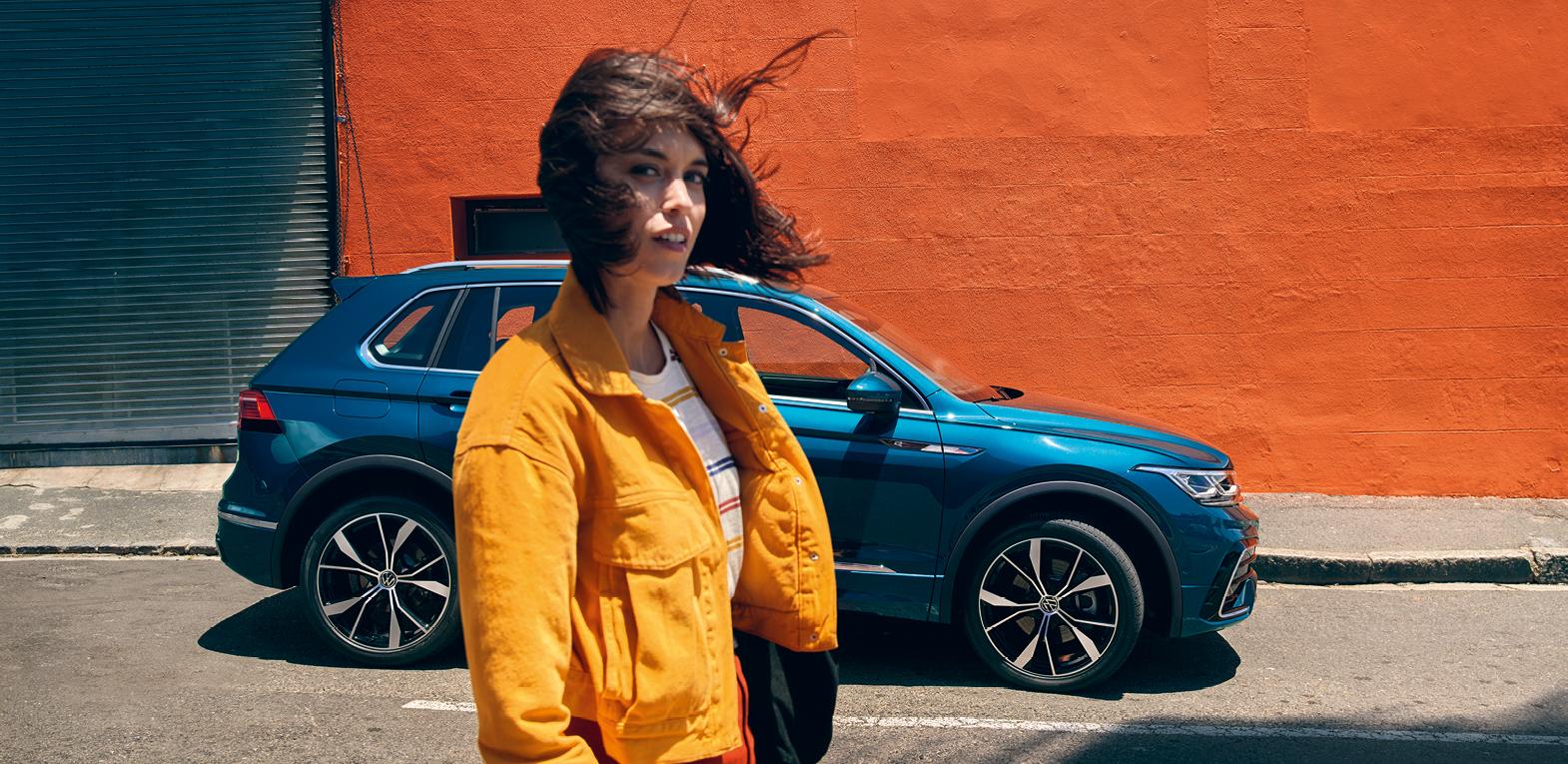 VW Tiguan Highline