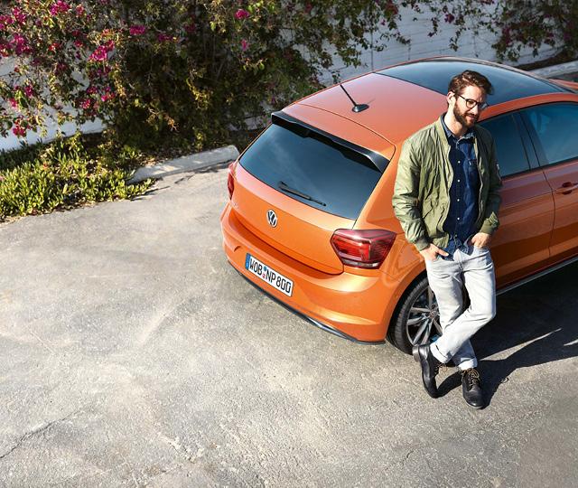 VW Polo Highline