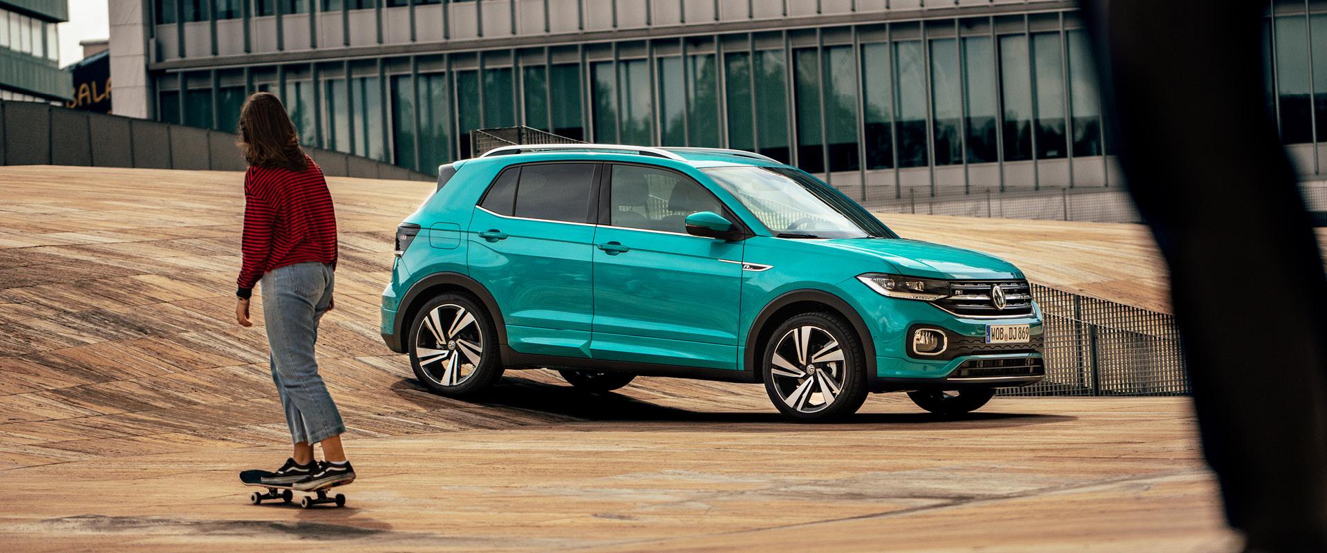 VW T-Cross Style
