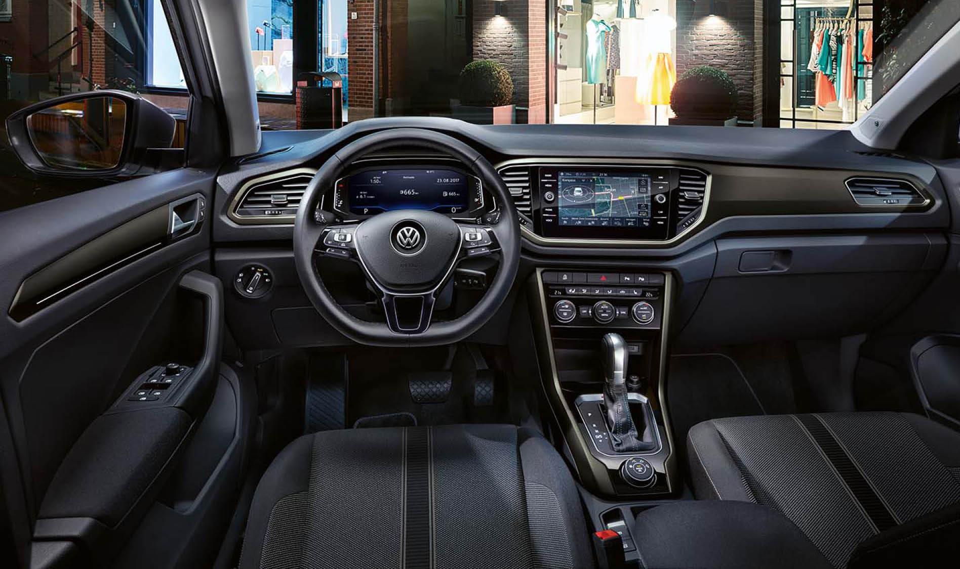 VW T-Roc Sport