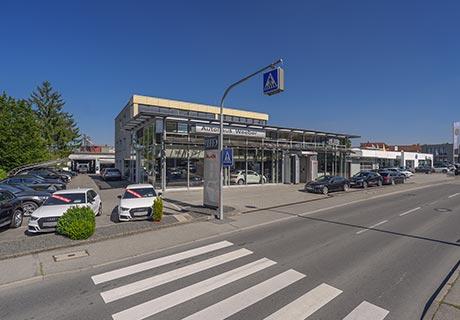 Autohaus Weeber in Weil der Stadt