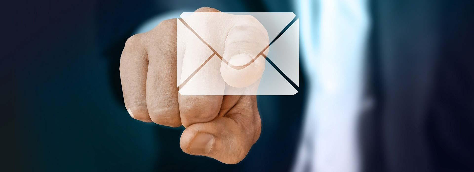 Allgemeine E-Mail Anfrage