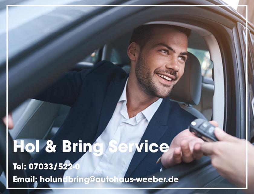 Hol & Bring Service