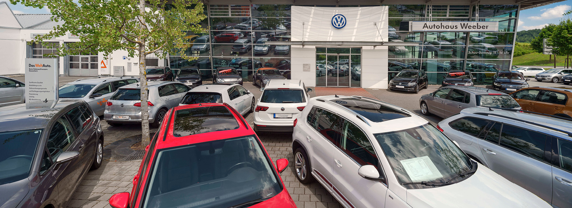 Autohaus Weeber in Leonberg