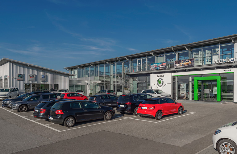 Autohaus Weeber in Calw