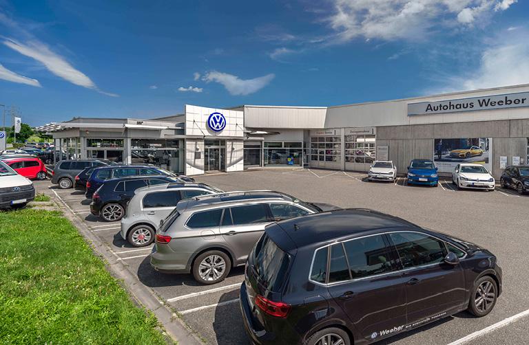 Autohaus Weeber in Herrenberg