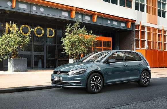 VW Golf VIII Life Gebrauchtwagen - Privatleasing