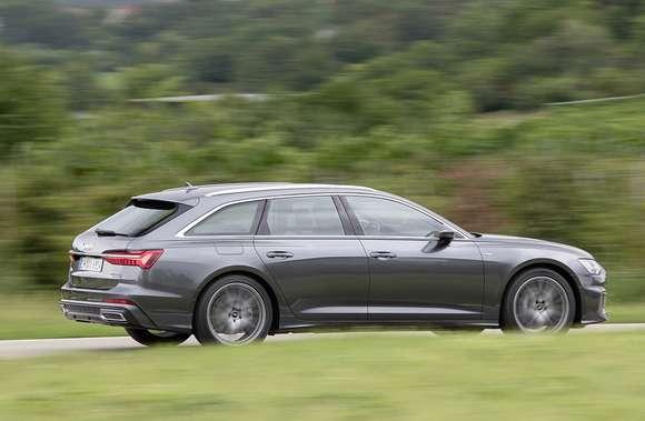 Audi A6 Avant Gebrauchtwagen - Finanzierung