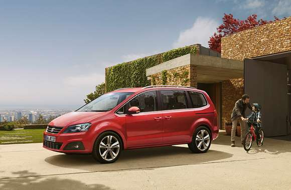 SEAT Alhambra Style - Privatleasing
