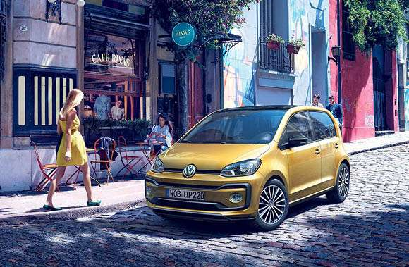 VW up! - Privatleasing