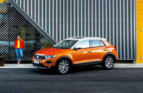 VW T-Roc Sport - Privatleasing