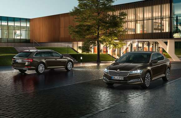 ŠKODA SUPERB COMBI - Privatleasing