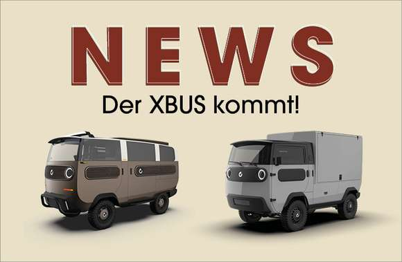 XBUS - not a Car, but more!