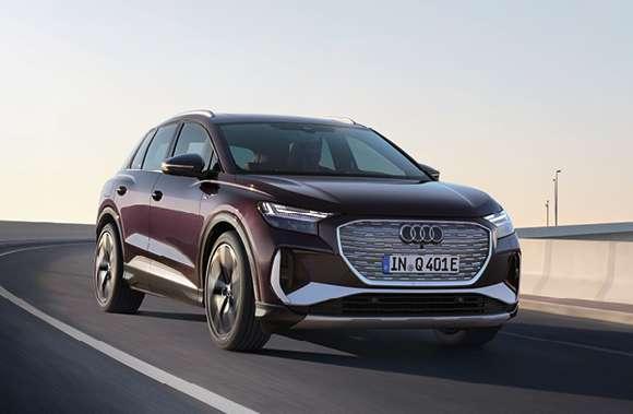 Audi Q4 e-tron - Privatleasing