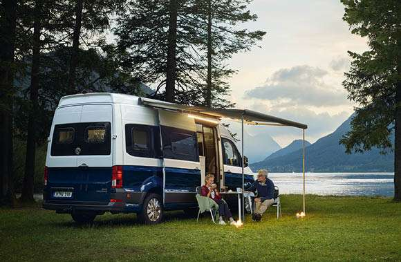 VW Grand California - Privatleasing-Angebot