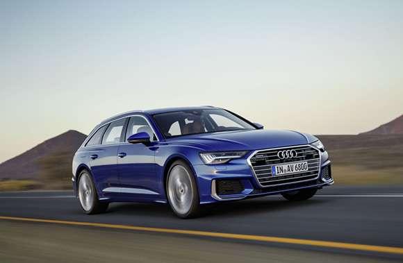 Audi A6 Avant - Geschäftsleasing