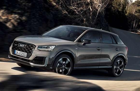 Audi Q2 - Geschäftsleasing