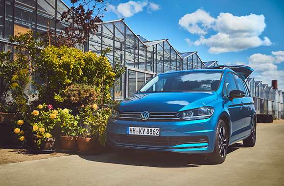 VW Touran Highline - Privatleasing