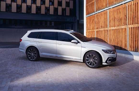 VW Passat GTE Variant eHybrid - Privatleasing