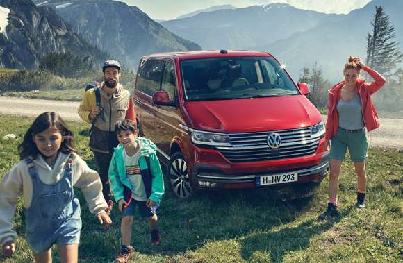 "VW Multivan 6.1 Trendline ""Family"" - Privatleasing"