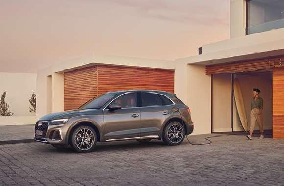 Audi Q5 50 TFSI e quattro - Geschäftsleasing