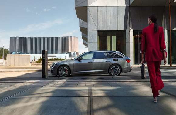 Audi A6 Avant e quattro - Geschäftsleasing
