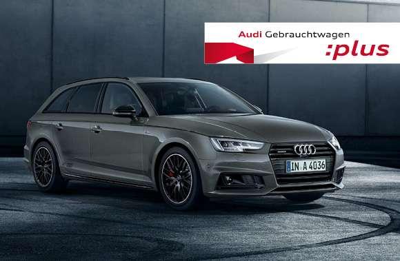 Audi A4 Avant Gebrauchtwagen - Privatleasing