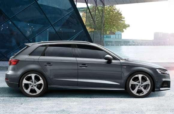 Audi A3 Sportback Gebrauchtwagen - Leasing