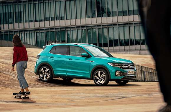 VW T-Cross Style - Privatleasing