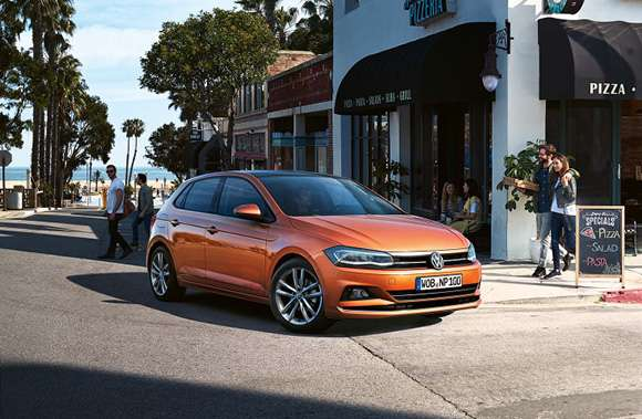 VW Polo Highline - Privatleasing