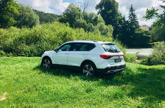 SEAT Tarraco Style - Privatleasing