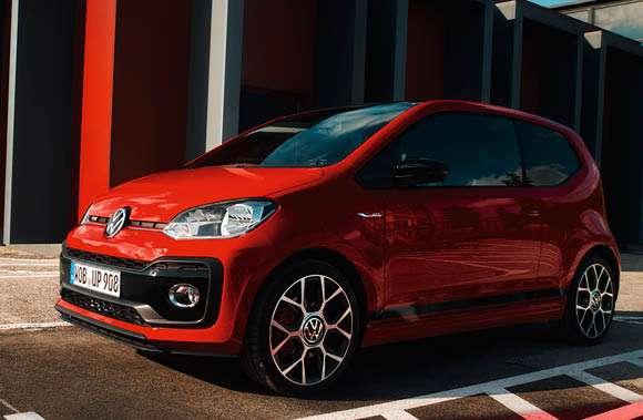 VW up! GTI - Privatleasing