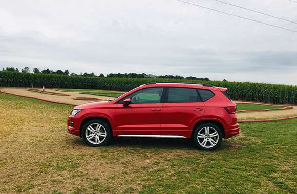 SEAT Ateca Style - Privatleasing
