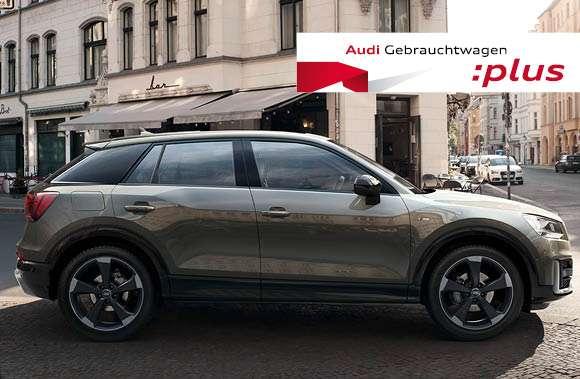 Audi Q2 Gebrauchtwagen - Privatleasing