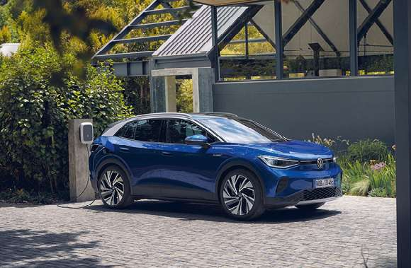 VW ID.4 Pure - Geschäftsleasing