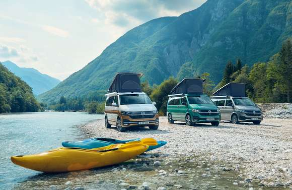 VW California 6.1 Beach Camper - Privatleasing