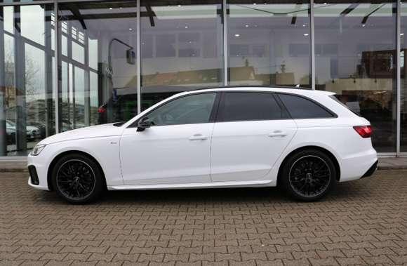 Audi A4 Avant S line - Geschäftsleasing