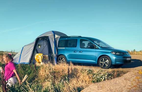 VW Caddy California - Finanzierungsangebot