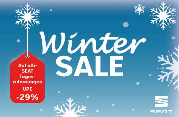 SEAT Winter SALE