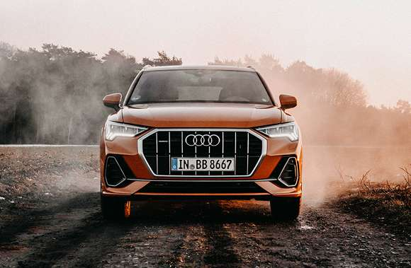 Audi Q3 - Geschäftsleasing